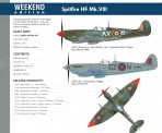 Eduard 7449 Spitfire HF Mk.VIII  Weekend Edition