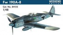 Eduard 84122 Fw 190A-8  - Weekend Edition