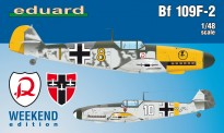 Eduard 84147 Bf 109F-2  -  Weekend Edition