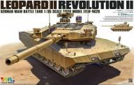 Tiger Model TG-4628 Leopard II Revolution II - Tiger Model