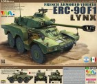Tiger Model TG-4632 French Armored Vehicle ERC-90F1 Lynx