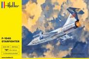 Heller 30520 F-104G Starfighter