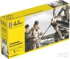 Heller 49655 Deutsches Luftwaffen Personal