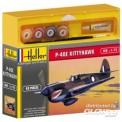 Heller 50266 P-40E KittyHawk