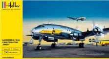 Heller 80382 Lockheed C-121A Constellation 'Berlin'