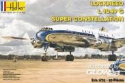 Heller 80391 Lockheed L-1049 G Super Constellation