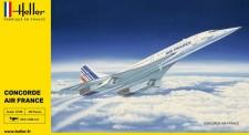 Heller 80445 Concorde Air France