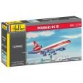 Heller 80460 Douglas DC-10 aeromexico