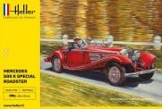 Heller 80710 500 K Special Roadster