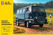 Heller 80742 Renault Estafette 'Gendarmerie'