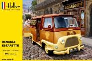 Heller 80743 Renault Estafette