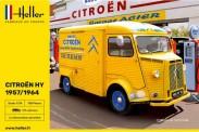 Heller 80744 CITROEN HY 57/64 Service Citroen