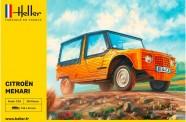 Heller 80760 Citroen Mehari
