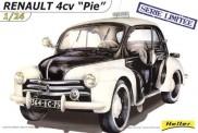 Heller 80764 Renault 4CV 'PIE' - Limitierte Serie