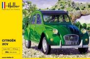 Heller 80765 Citroën 2CV