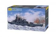Heller 81080 Schlachtschiff Gneisenau