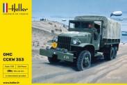 Heller 81121 GMC US-Truck