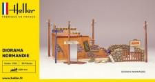 Heller 81250 Diorama Normandie