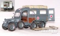 plusmodel 403 Krankenwagen Kfz.31 Steyr 640