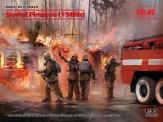 ICM 35623 Soviet Firemen (1980s) - Feuerwehrmänner
