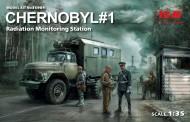 ICM 35901 Chernobyl#1.Radiation Monitoring Station