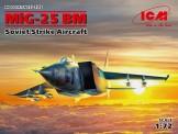 ICM 72175 MiG-25 BM, Soviet Strike Aircraft