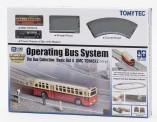 Tomytec 257998 Bus-System Grundset mit GMC Bus
