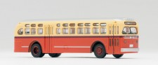 Tomytec 264347 GMC TDH4512 Stadtbus orange Bus-System