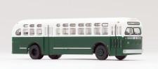 Tomytec 264354 GMC TDH4512 Stadtbus grün Bus-System