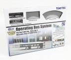 Tomytec 970356 Bus-System Grundset mit MB Citaro Bus