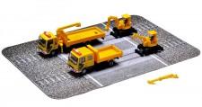 Tomytec 974899 Truck-Collection: Schienenwartungsfahrze