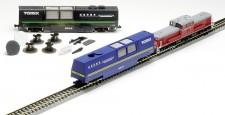 Tomytec 976425 Schienenreinigungswagen blau