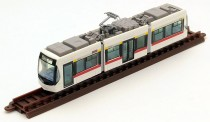 Tomytec 977266 Toyama Tramway LRT Typ T100 dmy.
