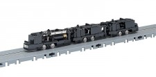 Tomytec 978710 Motorisiertes Fahrgestell TM-LRT-04