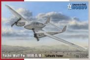 Special Hobby SH72430 Focke Wulf Fw 189B-0/B-1