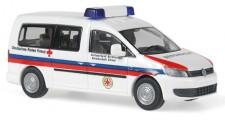 Rietze 52702 VW Caddy Maxi DRK Bergwacht Ellrich
