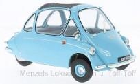 Oxford 18HE001 Heinkel Trojan RHD blau