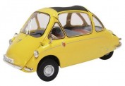 Oxford 18HE003 Heinkel Kabine Yellow