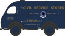 Oxford 43AK017 Austin Threeway Van Civil Service Stores