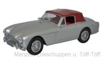 Oxford 43AMDB2004 Aston Martin DB2 MKIII DHC Snow grey