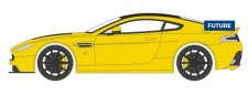 Oxford 43AMVT003 Aston Martin Vantage S Sunburst Yellow