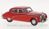 Oxford 43JAG8004 Jaguar MkVIII Carmen Red
