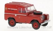 Oxford 43LR2AS001 Land Rover Series IIA SWB Royal Mail