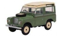 Oxford 43LR2AS003 Land Rover Series IIA SWB Station Wagon
