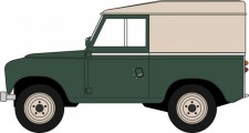 Oxford 43LR3S005 Land Rover Serie III SWB 1965