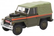 Oxford 43LRL007 Land Rover Lightweight Canvas RAF