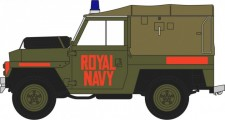 Oxford 43LRL009 Land Rover Royal Navy 1965