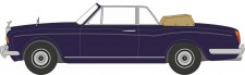 Oxford 43RRC001 Rolls Royce Corniche Convertible blau