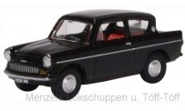 Oxford 76105009 Ford Anglia 105E Black