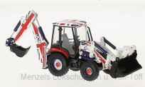 Oxford 763CX002 JCB 3CX Backhoe Loader Union Jack livery